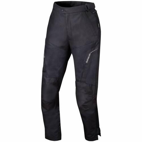 Pantaloni Moto Damă din Textil BERING LADY CANCUN · Negru