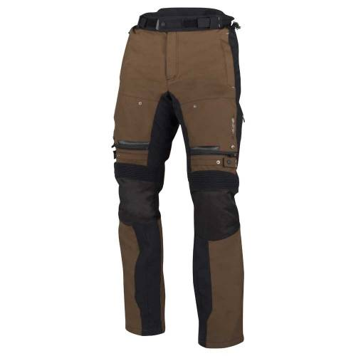 Pantaloni Moto din Textil BERING BRONKO · Negru / Maro