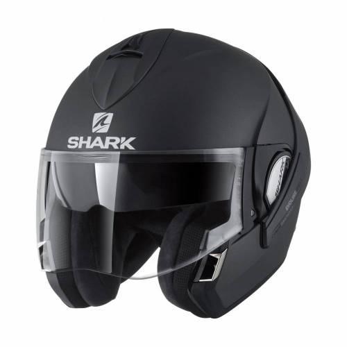 Cască Moto Modulară SHARK EVOLINE S3 · Negru