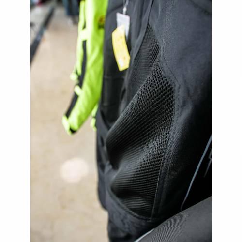 Pantaloni Moto din Textil SPEED UP RUNNAIR · Negru