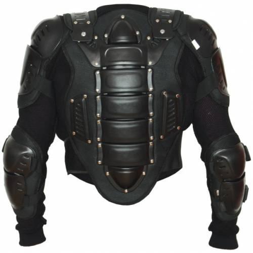 Armură Enduro - Cross de Protecție SHOX EVO · Negru