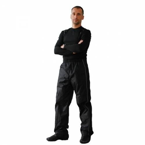 Pantaloni Moto de Ploaie YORK · Negru