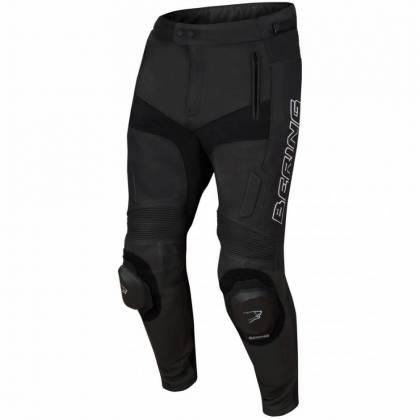 Pantaloni Moto din Piele & Textil BERING TYPE-R