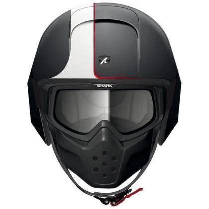 Cască Moto Open Face SHARK RAW STRIPE