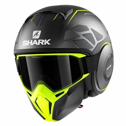 Cască Moto Open Face SHARK STREET DRAK HUROK