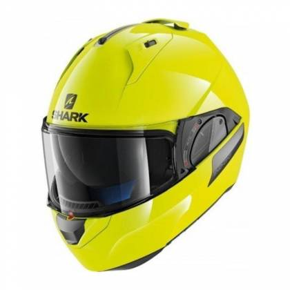 Cască Moto Flip Up SHARK OPENLINE HIGH VISIBILITY