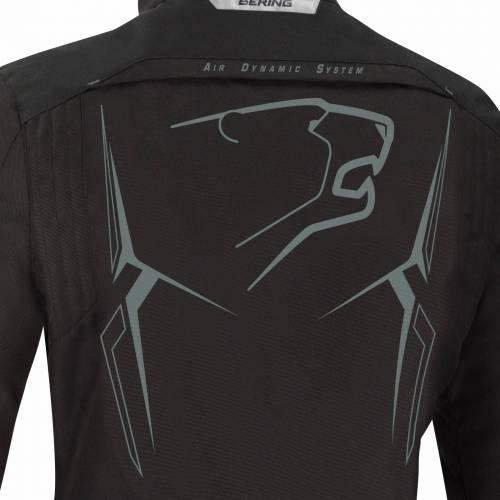 Geacă Moto din Textil BERING WIXS · Negru