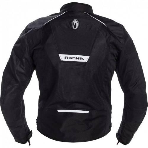 Geacă Moto din Textil RICHA AIRBENDER · Negru
