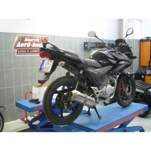 Toba esapament Bodis Honda CBF 125 (09-) CPL Oval_Enduro