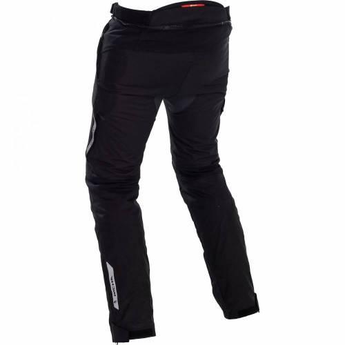 Pantaloni Moto din Textil RICHA CYCLONE GORE-TEX · Negru