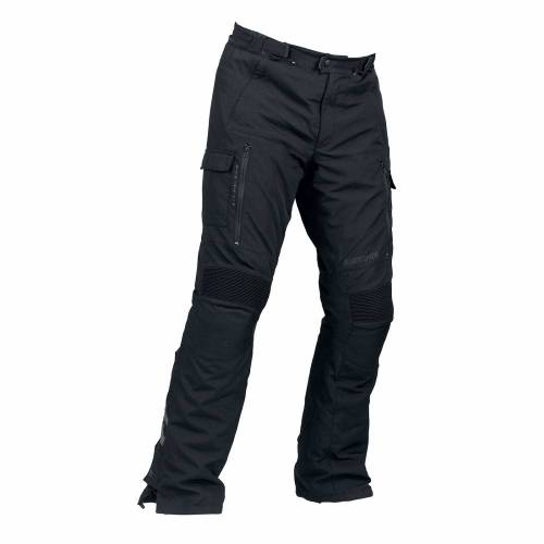 Pantaloni Moto din Textil BERING ALIAS · Negru