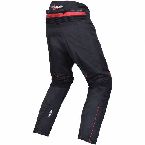 Pantaloni Moto din Textil SPEED UP TREK · Negru
