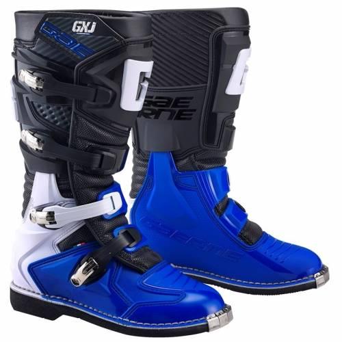 Cizme Moto Enduro - Cross Copii GAERNE GXJ · Albastru / Negru