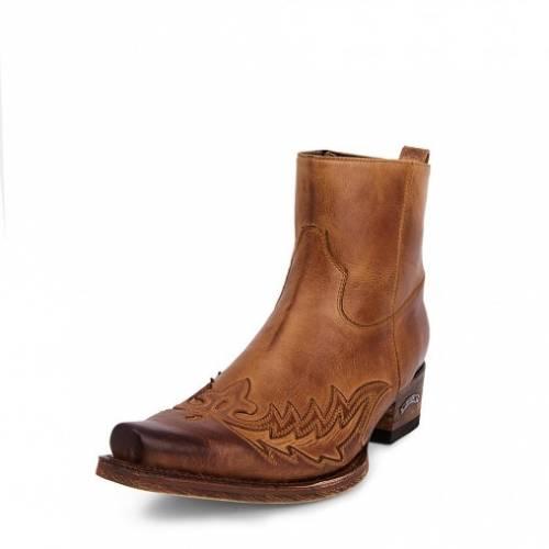 Botine Cowboy SENDRA BOOTS 11783 · Mimo Frisko Teak · Maro