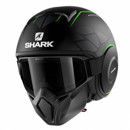 Cască Moto Open Face SHARK STREET-DRAK Hurok