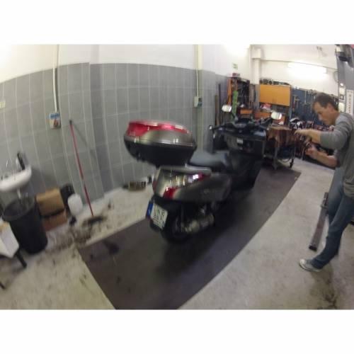 Toba esapament Bodis Honda S-Wing Bodis