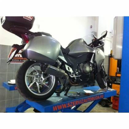 Toba esapament Bodis Honda VFR 1200F Bodis SB1-C Case