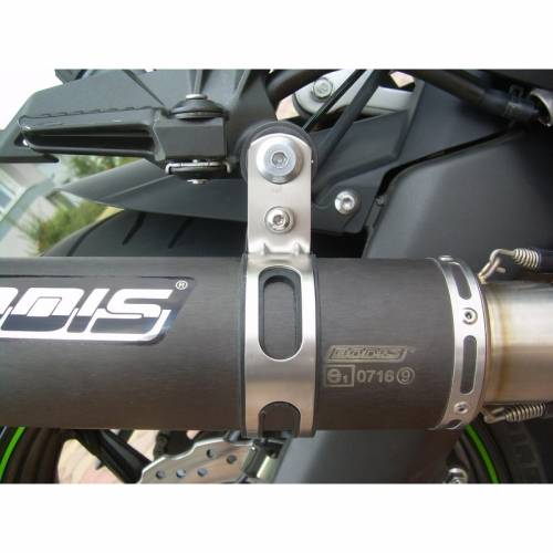 Toba esapament Bodis Kawasaki Z 1000 '10-