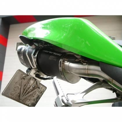 Toba esapament Bodis Kawasaki ZX6R '05
