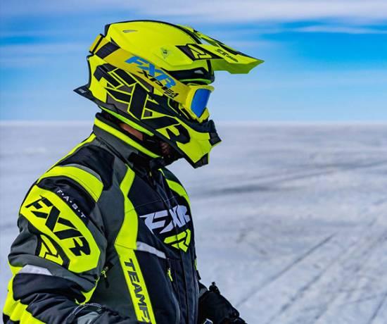 Combinezon Snowmobil FXR Racing