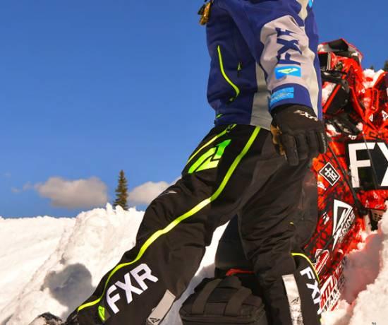 Pantaloni Snowmobil FXR Racing