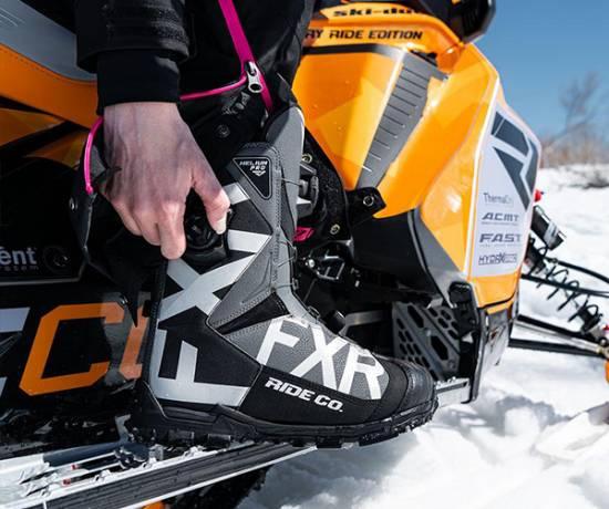 Cizme Snowmobil FXR Racing