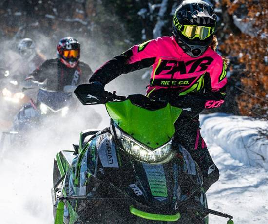 Echipamente Snowmobil pentru Dame
