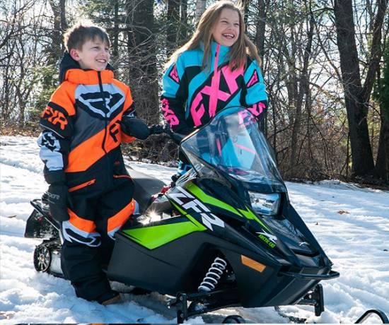 Echipamente FXR Racing pentru Copii